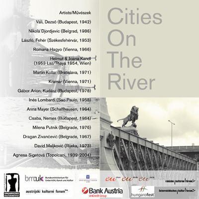 cities on the river